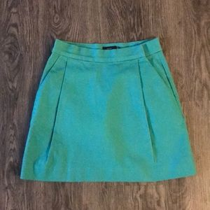 Kate Spade Saturday Teal Skirt